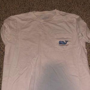 Vineyard vines whale tee shirt